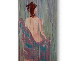 shower painting