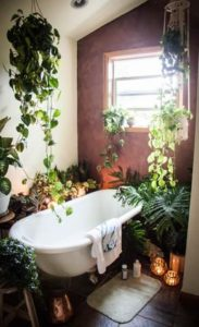 bathroom oasis